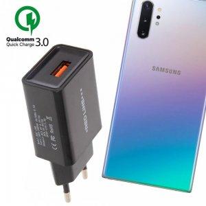 Быстрая зарядка для Samsung Galaxy Note 10 Plus / 10+ Quick Сharge 3.0