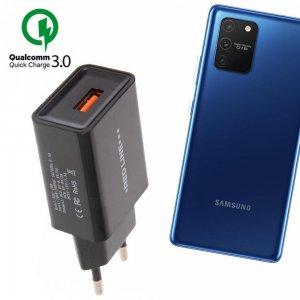 Быстрая зарядка для Samsung Galaxy S10 Lite Quick Сharge 3.0