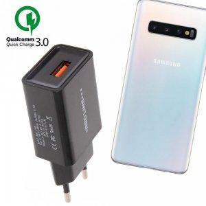 Быстрая зарядка для Samsung Galaxy S10 Quick Сharge 3.0