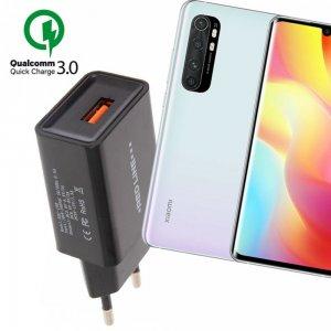 Быстрая зарядка для Xiaomi Mi Note 10 Lite Quick Сharge 3.0