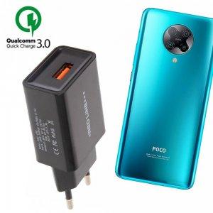 Быстрая зарядка для Xiaomi Poco F2 Pro Quick Сharge 3.0
