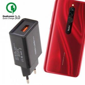 Быстрая зарядка для Xiaomi Redmi 8 Quick Сharge 3.0