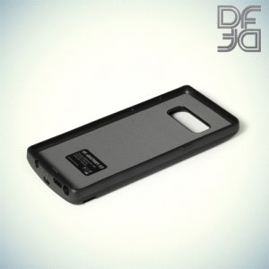 Чехол аккумулятор для Samsung Galaxy Note 8 DF sBattery-22 - Черный