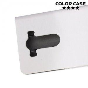 Чехол флип книжка для LG V10 - Белый