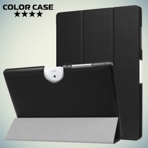 Чехол книжка для Acer Iconia One 10 B3-A40 - Черный