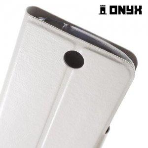 Чехол книжка для Acer Liquid Z530 - Белый