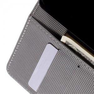 Чехол книжка для HTC One A9 - с рисунком Сакура