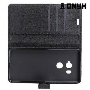 Чехол книжка для HTC U11 EYEs - Черный