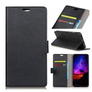 Чехол книжка для HTC U12 Plus - Черный