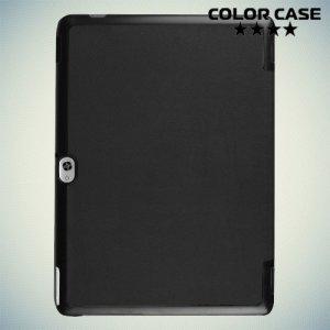 Чехол книжка для Huawei MediaPad M2 10.0 - Черный