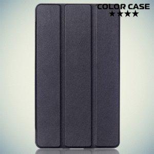 Чехол книжка для Huawei MediaPad M2 8.0 - Черный