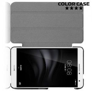 Чехол книжка для Huawei Mediapad T2 7.0 Pro - Черный