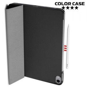 Чехол книжка для iPad Pro 11 (2018) - Черный