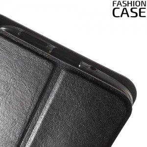 Чехол книжка для LG G5 - Черный