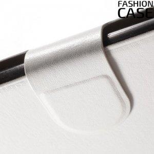 Чехол книжка для LG G5 - Белый