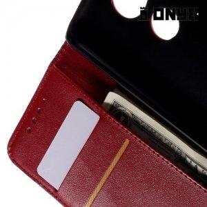 Чехол книжка для LG Nexus 5X - Красный