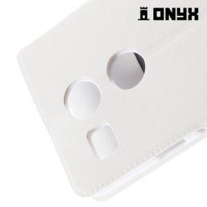 Чехол книжка для LG Nexus 5X - Белый