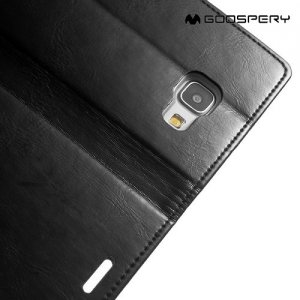 Чехол книжка для Samsung Galaxy A5 2016 SM-A510F MERCURY GOOSPERY Blue Moon - Черный