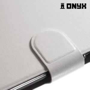 Чехол книжка для Samsung Galaxy J5 2016 - Белый