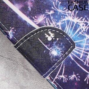 Чехол книжка для Samsung Galaxy S8 Plus - с рисунком Влюбленная пара