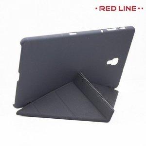 Чехол книжка для Samsung Galaxy Tab A 10.5 2018 SM-T595 SM-T590 - Черный