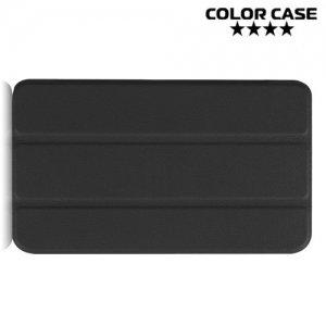 Чехол книжка для Samsung Galaxy Tab A 7.0 SM-T280 SM-T285 - Черный
