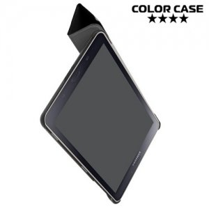 Чехол книжка для Samsung Galaxy Tab A 8.0 (2017) SM-T380 SM-T385 - Черный