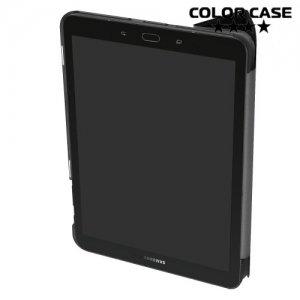 Чехол книжка для Samsung Galaxy Tab S3 9.7 SM-T825 - Черный
