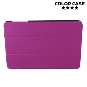 Чехол книжка для Samsung Galaxy Tab S3 9.7 SM-T825 - Фиолетовый