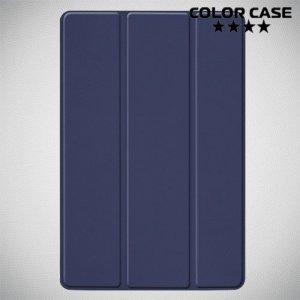 Чехол книжка для Samsung Galaxy Tab S5e SM-T720 - Синий
