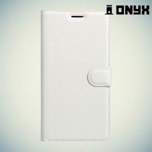 Чехол книжка для Sony Xperia XA Ultra - Белый