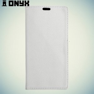 Чехол книжка для Sony Xperia XZ / XZs - Белый