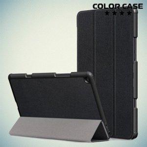 Чехол книжка для Xiaomi Mi Pad 4 Plus - Черный