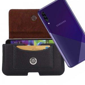 Чехол на ремень для Samsung Galaxy A30s кобура на пояс