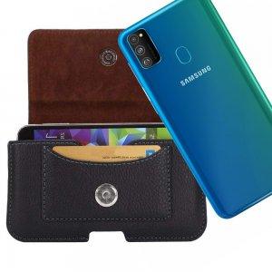 Чехол на ремень для Samsung Galaxy M30s кобура на пояс