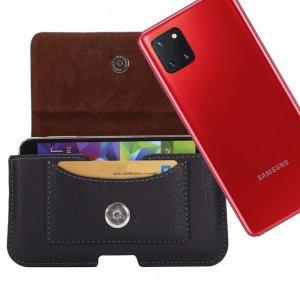 Чехол на ремень для Samsung Galaxy Note 10 Lite кобура на пояс