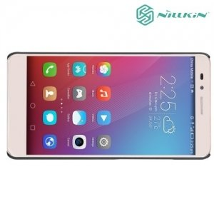 Чехол накладка Nillkin Super Frosted Shield для Huawei Honor 5X - Черный