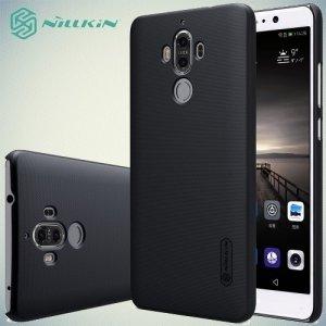 Чехол накладка Nillkin Super Frosted Shield для Huawei Mate 9 - Черный