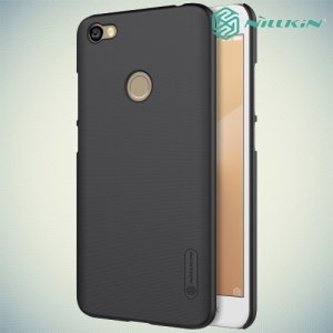 Чехол накладка Nillkin Super Frosted Shield для Xiaomi Redmi Note 5A 3/32GB - Черный