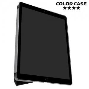 Чехол книжка для iPad Pro 12.9 (2017) - Черный
