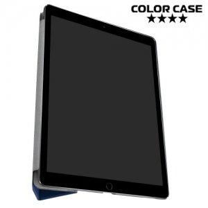 Чехол книжка для iPad Pro 12.9 (2017) - Синий
