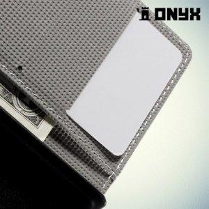 Чехол книжка для Sony Xperia Z5 Compact с рисунком Сакура