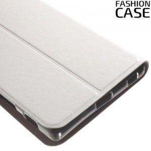 Чехол книжка для Sony Xperia Z5 Premium - Белый