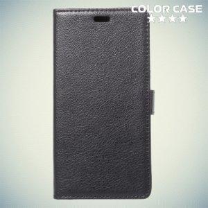 ColorCase флип чехол книжка для ASUS ZenFone 4 Max ZC554KL - Черный