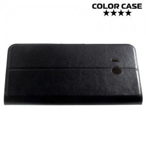 ColorCase флип чехол книжка для HTC U11 - Черный