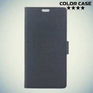 ColorCase флип чехол книжка для Huawei Nova 2 - Черный
