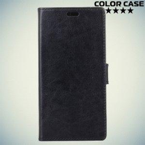ColorCase флип чехол книжка для Meizu M5s - Черный