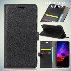 ColorCase флип чехол книжка для Nokia 2 - Черный