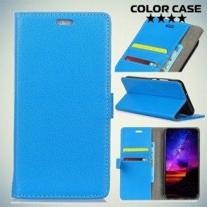 ColorCase флип чехол книжка для Nokia 2 - Голубой
