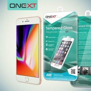 OneXT Закаленное защитное стекло для iPhone 8 Plus